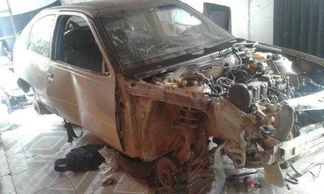 Vendo Kadett 95 GM Batido Para Retirada De peças OU Reconstruir - Foto 6