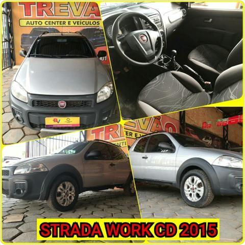 Strada working 1.4 2015 trevao veículos