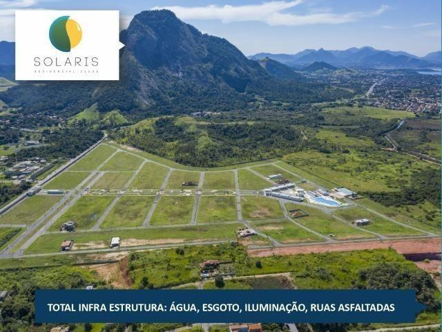 Solaris qualidade de vida lotes de 360 a 700 M² com financiamento sem juros Marica