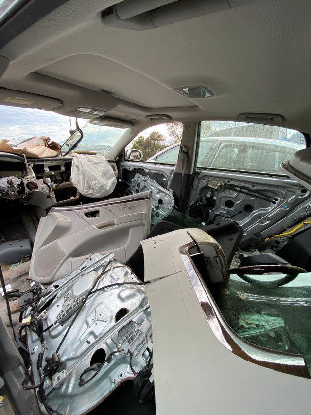 Sucata para retirada de peças- Hyundai Azera - Foto 2