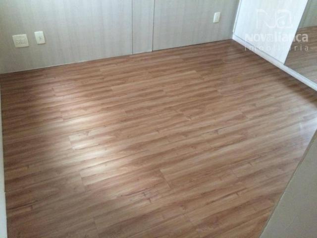 Apartamento com 3 quartos para alugar, 85 m² por R$ 1.500/mês - Itapuã - Vila Velha/ES - Foto 10