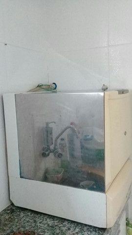 Máquina lava-louças Brastemp Clean