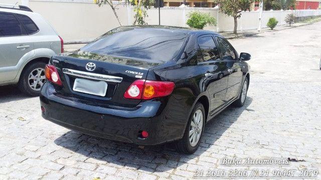 Corolla 2009/09 SEG 1.8 flex autom - Foto 6