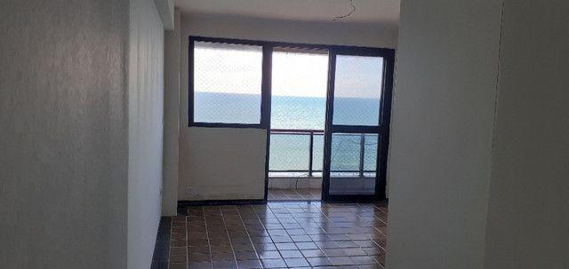 AL98 Apartamento 4 Suítes e Varandas, Varandão, 6 Wc, 3 Vagas, 405m², Beira Mar Boa Viagem - Foto 17