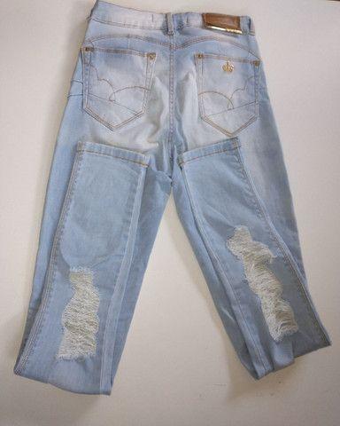 3 calça jeans  40,00