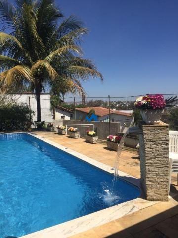 Casa à venda com 5 dormitórios em Bandeirantes, Belo horizonte cod:ALM910 - Foto 2