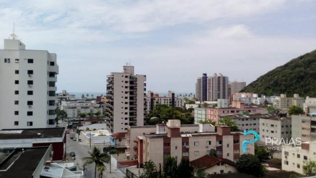Apartamento à venda com 1 dormitórios em Enseada, Guarujá cod:76232