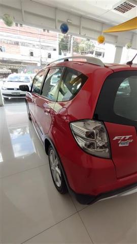 HONDA FIT 1.5 TWIST 16V FLEX 4P MANUAL - Foto 4