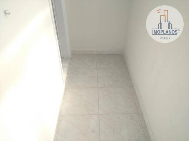 Apartamento à venda, 70 m² por R$ 280.000,00 - Boqueirão - Praia Grande/SP - Foto 18