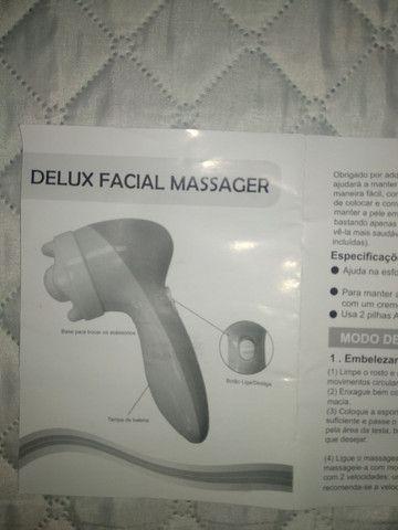 Delux Facial Massager - Foto 5