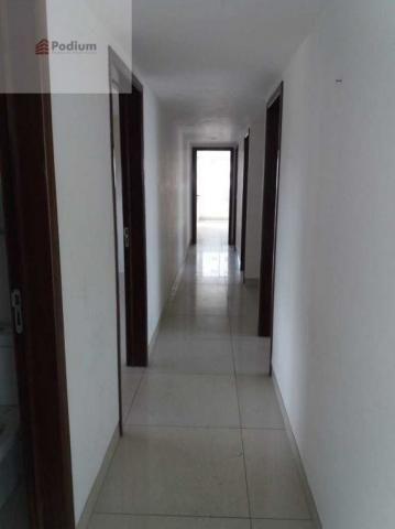 Apartamento à venda com 4 dormitórios em Miramar, João pessoa cod:15295 - Foto 12