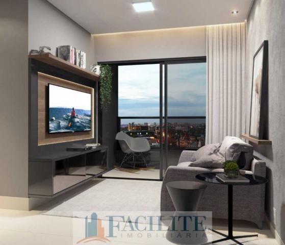 Apartamento à venda com 2 dormitórios em Bessa, João pessoa cod:22273 - Foto 3