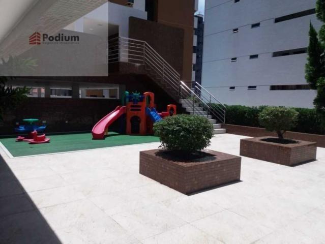 Apartamento à venda com 4 dormitórios em Miramar, João pessoa cod:15295 - Foto 5