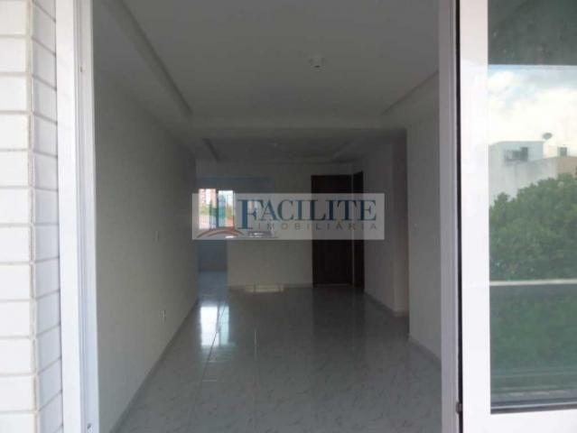 Apartamento à venda com 2 dormitórios em Manaíra, João pessoa cod:22040