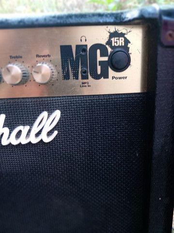 Amplificador marshall - Foto 2