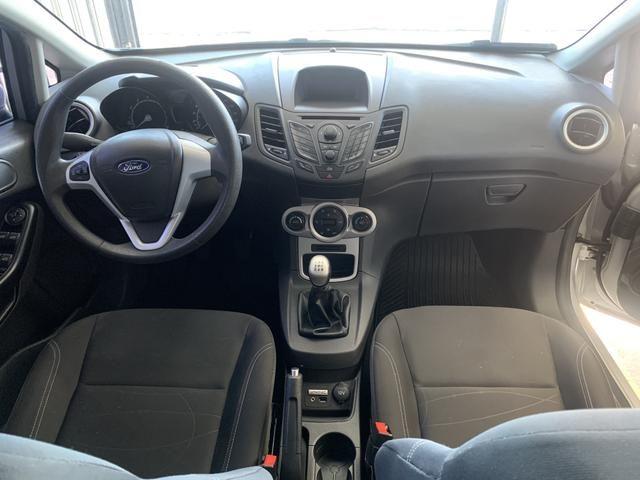 Ford Fiesta SEL 1.6 2016/2017 - Foto 8