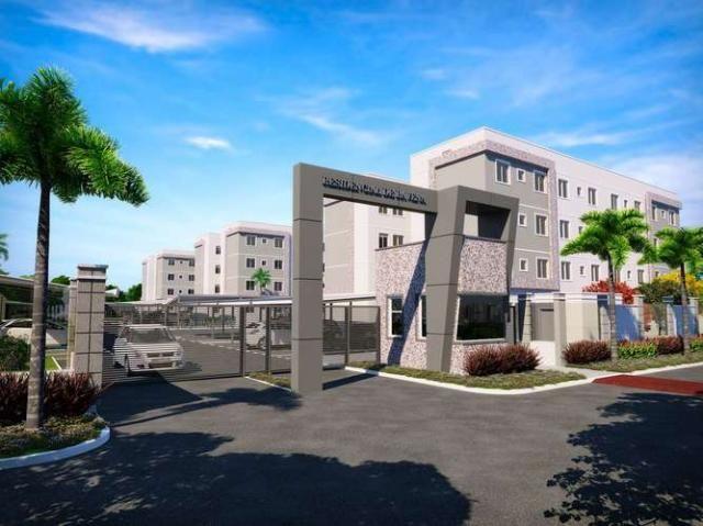 Collinas Italianas - Ravena - Apartamento de 2 quartos em Campo Grande, MS - ID3906 - Foto 2