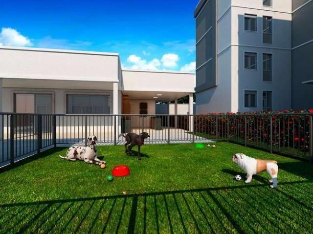 Gran Jardim - Apartamento 2 quartos em Goiania, GO - 39m² - ID3937 - Foto 11