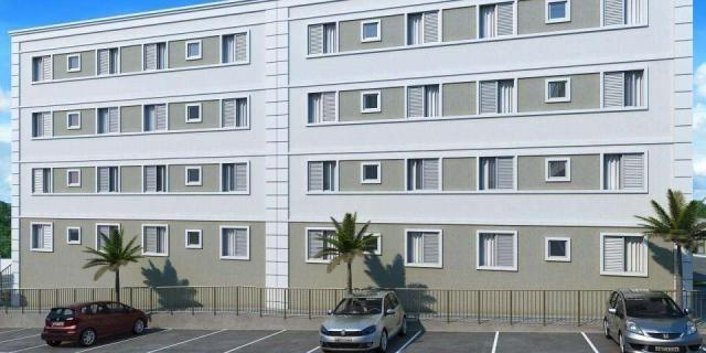 Parque Amabile - Apartamento de 2 quartos em Araraquara, SP - ID3487 - Foto 3