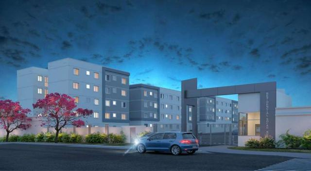 Residencial Solar Buritis - Apartamento de 2 quartos em Sertãozinho, SP ID3911