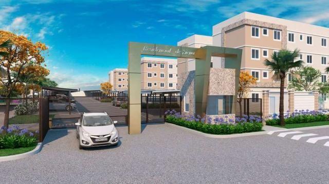 Collinas Italianas - Siena - Apartamento de 2 quartos em Campo Grande, MS - ID 3834