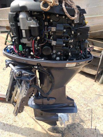 Motor de popa 60 Yamaha - Foto 5