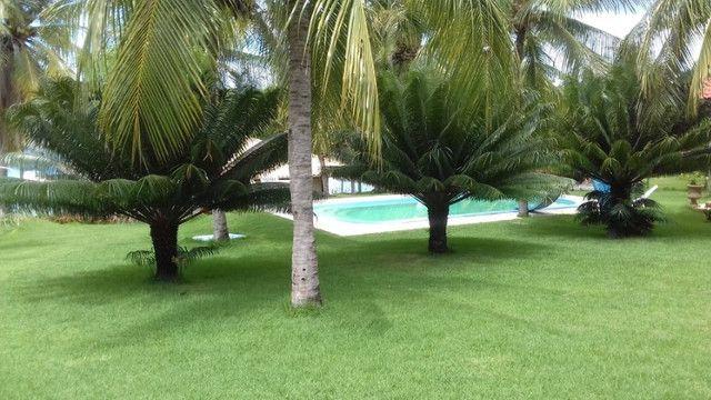 Casa na Lagoa do Uruaú, 17.500m² de área total, condomínio fechado, piscina - Foto 20