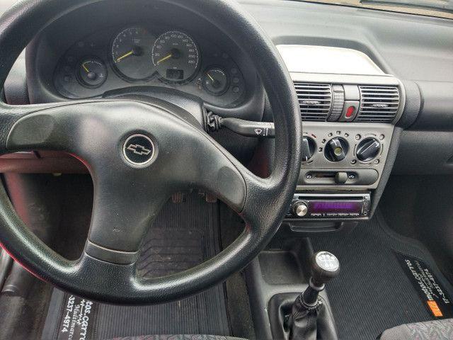 Corsa sedan Spirit 1.0 2005 novíssimo Ac/tr. - Foto 10