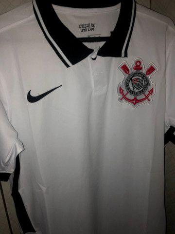 Camisa Corinthians 20/21 Tailandesa