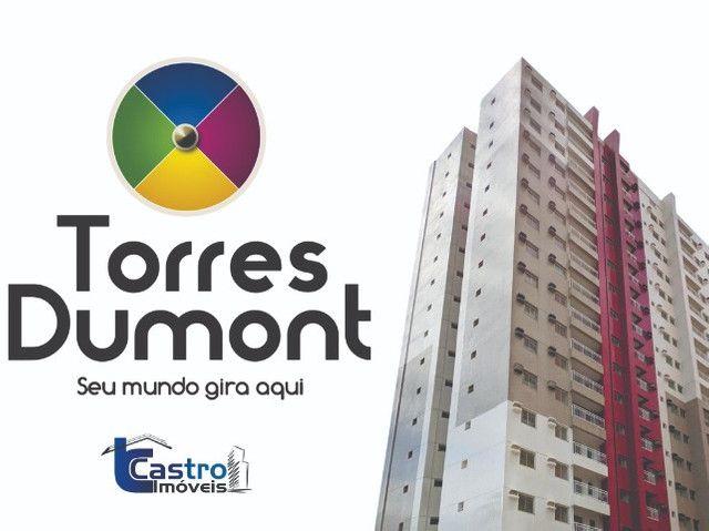 Torres Dumont. 3/4. 1 Suíte. 1 Vaga. (ReVe. 12)