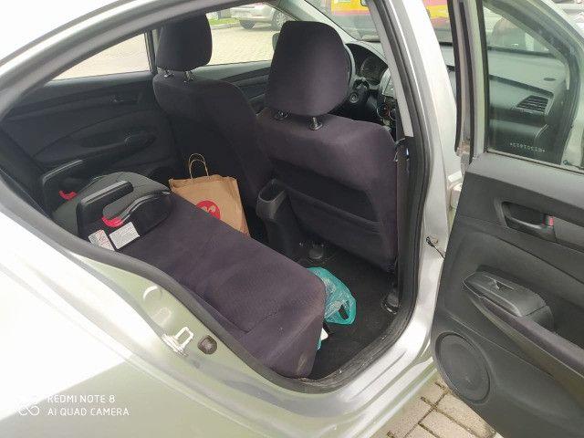 City LX Automatico - Unico Dono - Carro Novinho - Consigo Financiamento - 2014 - Foto 6