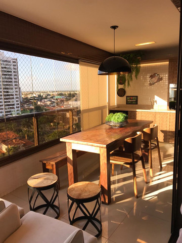 Apartamento 4/4 sendo 3 suítes no Vivant Prime Residence  - Foto 2
