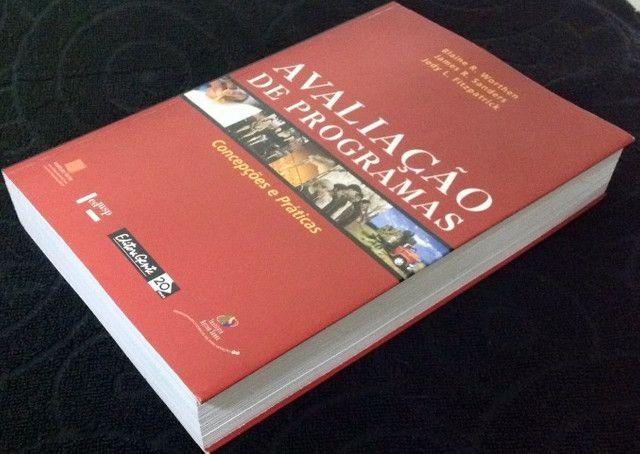 Livro Avaliação de Programas - Concepções e Práticas - Foto 5