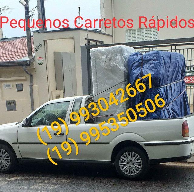 Mega Carretos Rápidos e Fretes Campinas