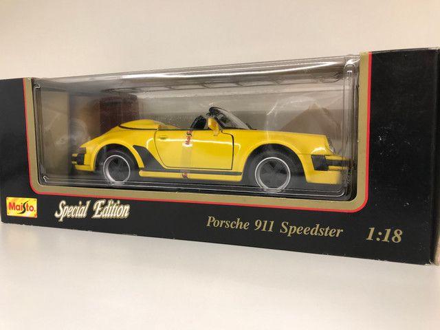 Porsche Speedster Carrera Maisto IMPECÁVEL - Foto 2