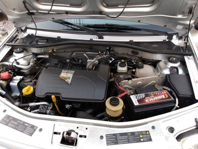 Logan Sedan 1.0 4 portas Prata - Foto 5