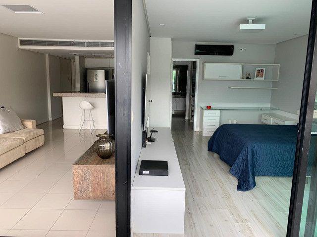 Apartamento Porto Trapiche 1 Quarto 94m2 Nascente Vista Mar Decorado Orla Contorno - Foto 15
