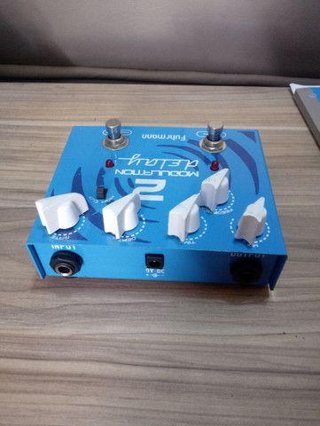 Pedal Guitarra Modulation Delay 2 Fuhrmann True Bypass - Foto 4