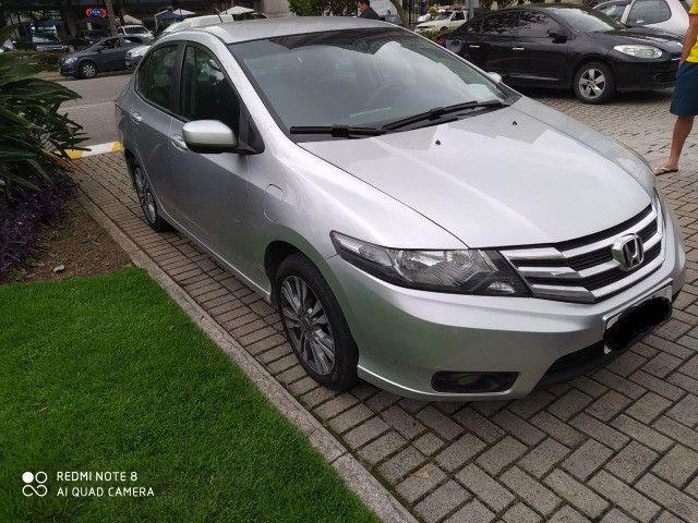 City LX Automatico - Unico Dono - Carro Novinho - Consigo Financiamento - 2014 - Foto 11