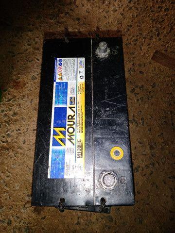 Bateria Moura na garantia - Foto 2