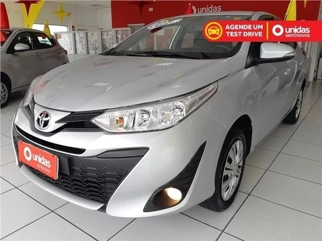 Toyota Yaris 1.3 XL - Foto 3