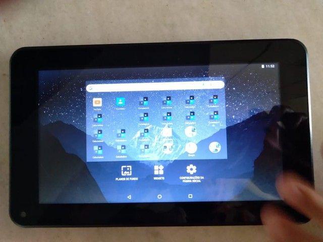 Tablet Multilaser completo - Foto 2