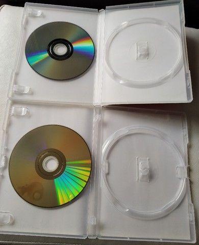 Dvd Kill Bill Volume 1 E 2 Com Selo De Locadora - Foto 5