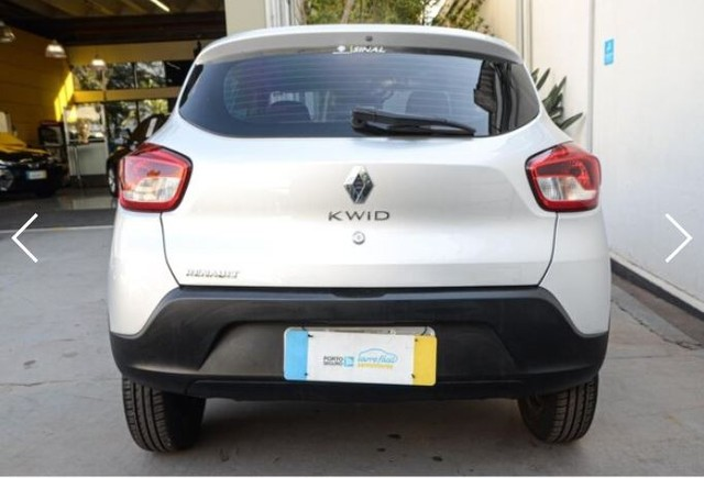 Renault Kwid 1.0 Zen 2021 -Único dono! Garantia de Fabrica! - Foto 4