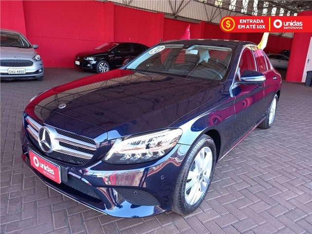 Mercedes-benz C 180 2020 1.6 cgi flex avantgarde 9g-tronic - Foto 2