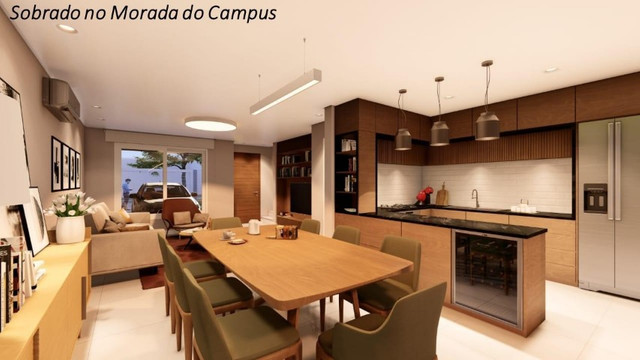 51034- Sobrado 3 dormitórios com suíte no Igara, em Canoas, Morada do Campus - Foto 5