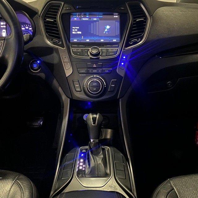 Hyundai Santa Fe 3.3 V6 2014  - Foto 11