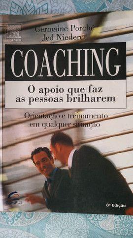 Livro Coaching: O Apoio Que Faz As Pessoas Brilharem