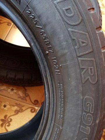 PAR DE PNEUS  YOKOHAMA 225X65X17 PARA SUV - Foto 3