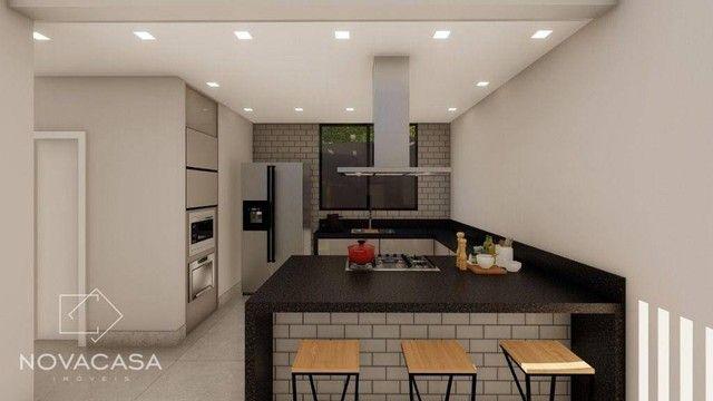 Casa com 4 dormitórios à venda, 318 m² por R$ 1.990.000,00 - Alphaville Lagoa dos Ingleses - Foto 16